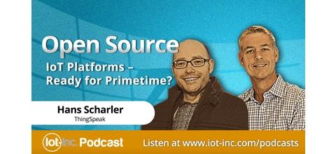 Open Source IoT Platforms Podcast