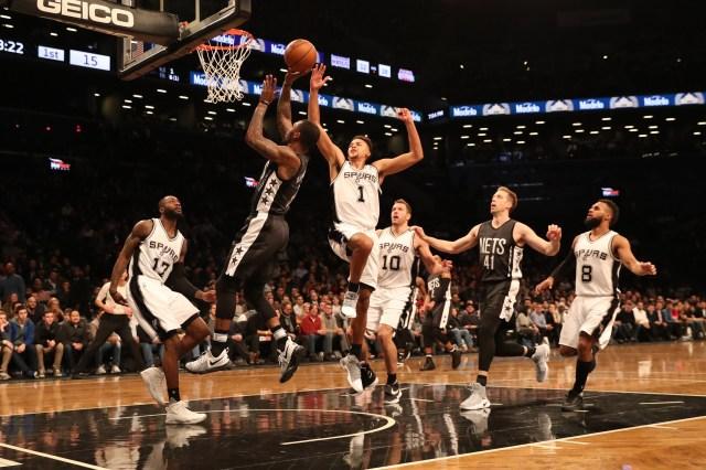 Brooklyn Nets vs San Antonio Spurs NBA Odds and Predictions