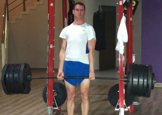 stop testing your one rep max