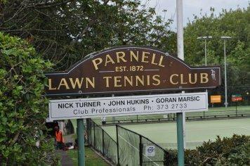 Parnell tennis club