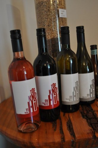 Wild on Waiheke wines