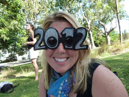 Eva 2012, We made it in - Hurrah!