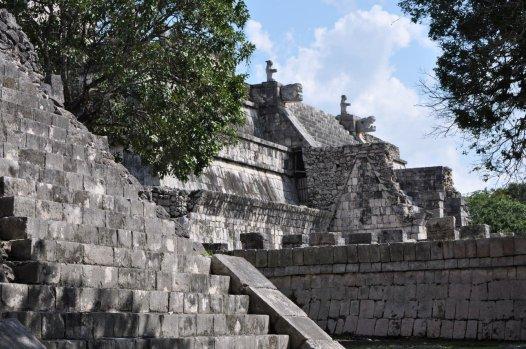 Sacrificial temple