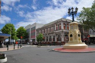 Wanganui town square