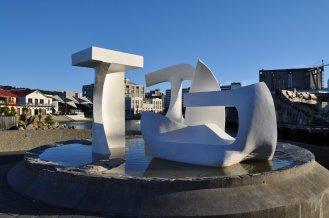 Wellington sculpture