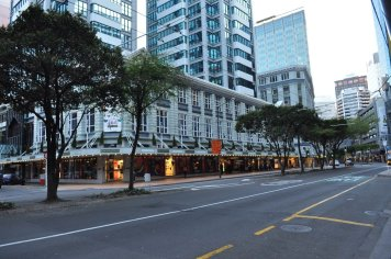 Wellington CBD & shopping