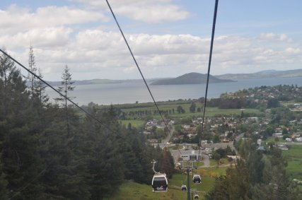 Luge chairlift
