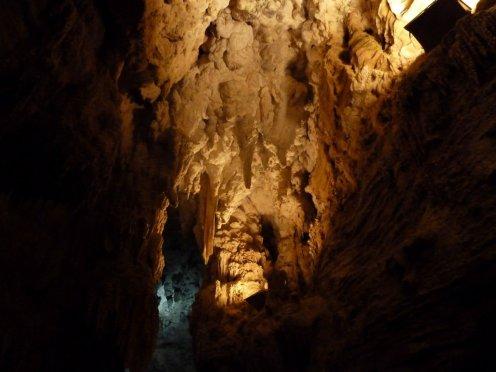Aranui caves