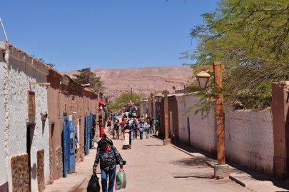 San Pedro De Atacama, Desert town