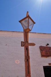 San Pedro De Atacama, Lamp