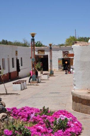 San Pedro De Atacama square
