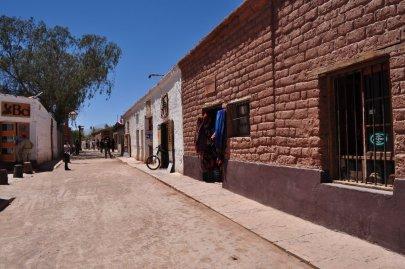 San Pedro De Atacama, Street