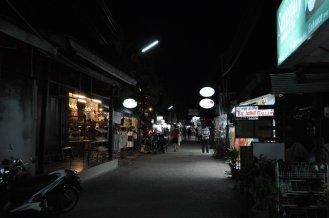 Night time in Saladan, Koh Lanta