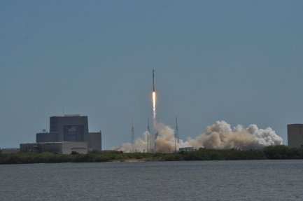 Space-X Launch