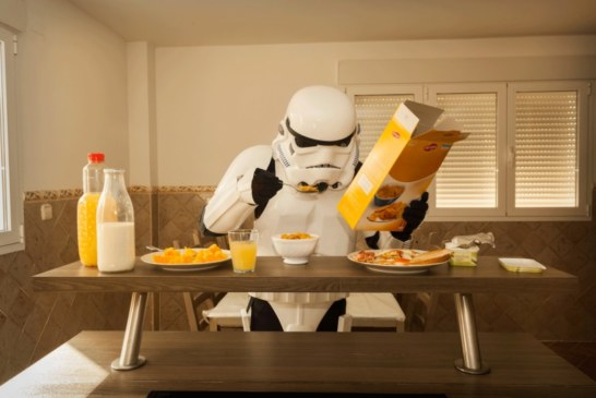 Real Life Stormtroopers
