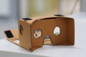 Star Wars Virtual Reality experience on Google's Cardboard