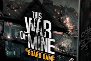 This War Of Mine Tabletop Board Game Coming in 2016