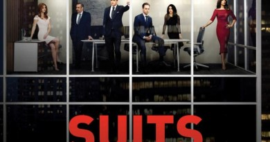 Suits Season 5 poster