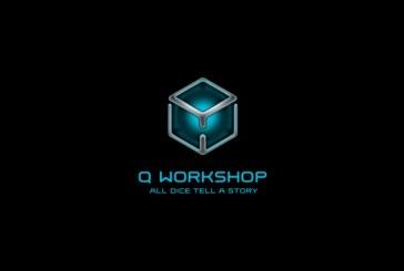 Custom Dice Manufacturer Q-Workshop Rebrands