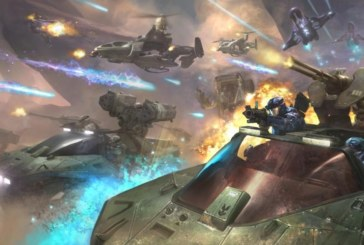 Halo: Ground Command Miniatures Game Shipping Summer 2016