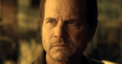 Bill Paxton from CBS's upcoming Training Day