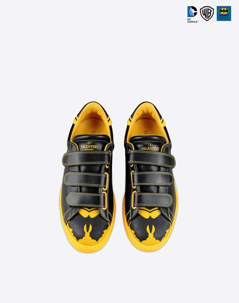 Valentino Batman Sneakers