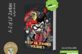 Crowdfunding | A-Z of Lil' Zombies Artbook