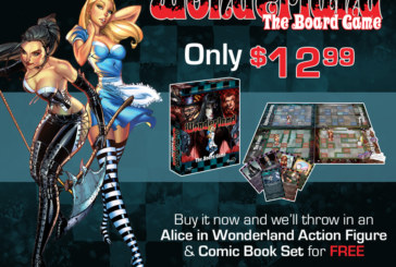 Save over 60% on Wonderland Board Game