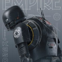 Empire Magazine's Rogue One: A Star Wars Story cover
