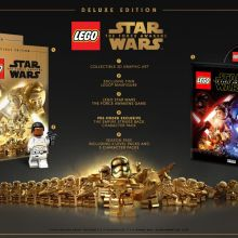 LEGO Star Wars: The Force Awakens Deluxe