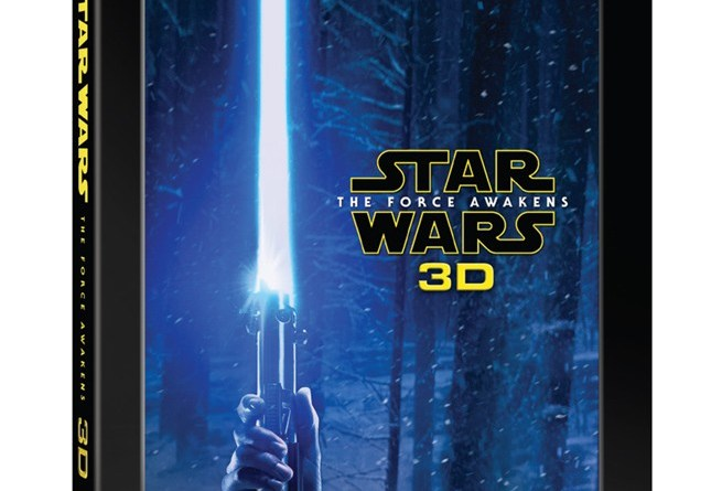 Star Wars: The Force Awakens Collector's Edition Cover