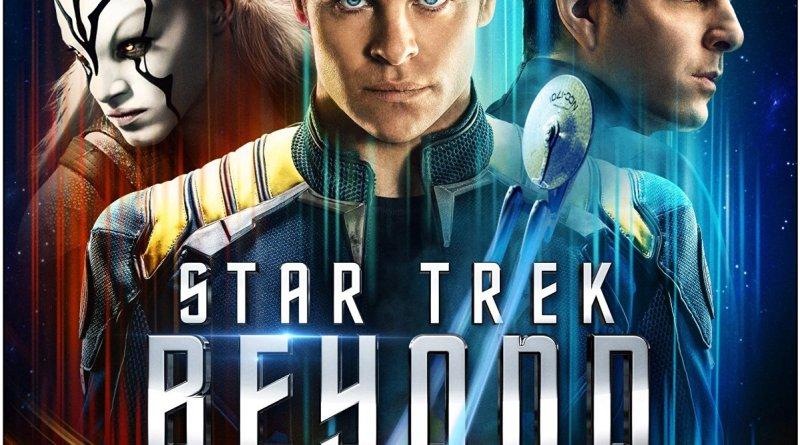 Star Trek: Beyond Blu-Ray/DVD/Digital HD combo