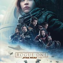 New Rogue One: A Star Wars Story poster