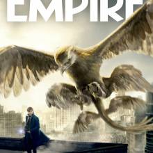 Empire Magazine Fantastic Beasts And Where To Find Them Subscriber Cover