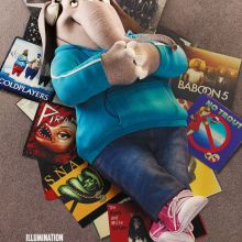 Sing Character Poster