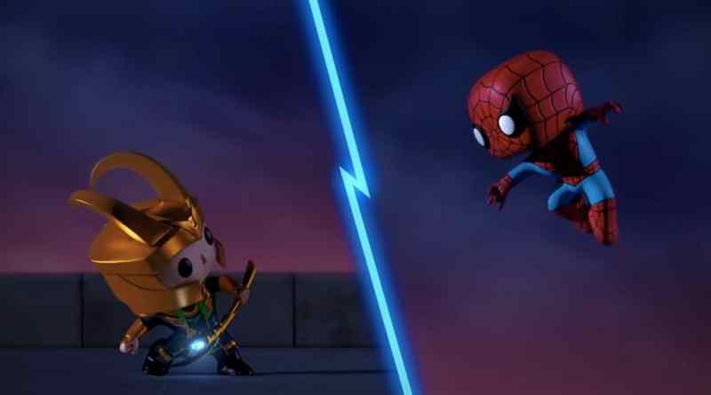 Funko Marvel Short