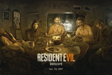 Resident Evil 7 Biohazard Game Trailer Launched.