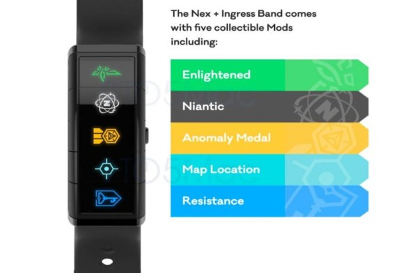 Enhance your Ingress Experience with Ingress Mod Band by Nex Evolution