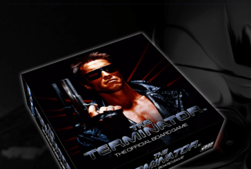 The Terminator™: The Official Board Game Coming To Kickstarter February 15th!