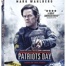 Patriot's Day Blu-Ray cover