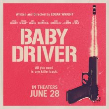 Baby Driver promo