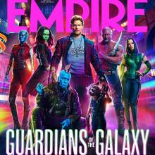 Empire Magazine Guardians Of The Galaxy cover