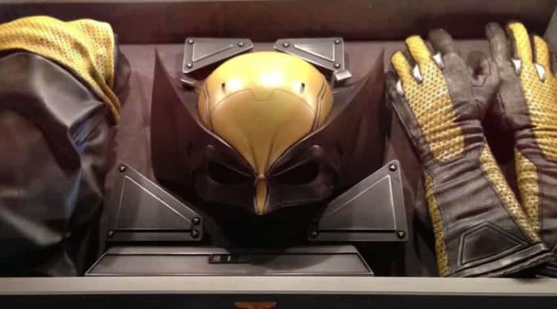 Logan/The Wolverine Yellow X-Men Suit