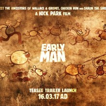 Early Man teaser
