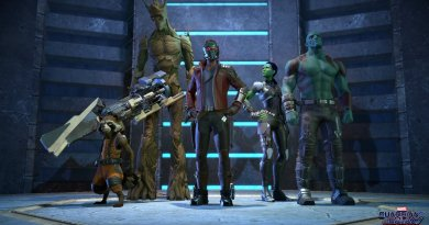 Telltale Games Marvel's Guardians Of The Galaxy: The Telltale Series stills