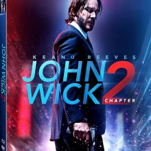 John Wick: Chapter 2 Blu-Ray/DVD/Digital HD
