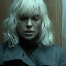 Atomic Blonde Teasers