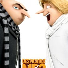 "Poster for the movie ""Despicable Me 3"""