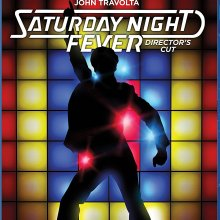 Saturday Night Fever Director's Cut Blu-Ray cover