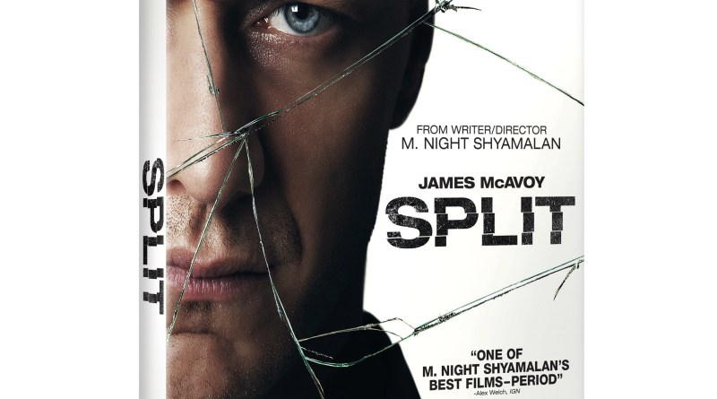 Split Blu-Ray/DVD/Digital HD combo cover